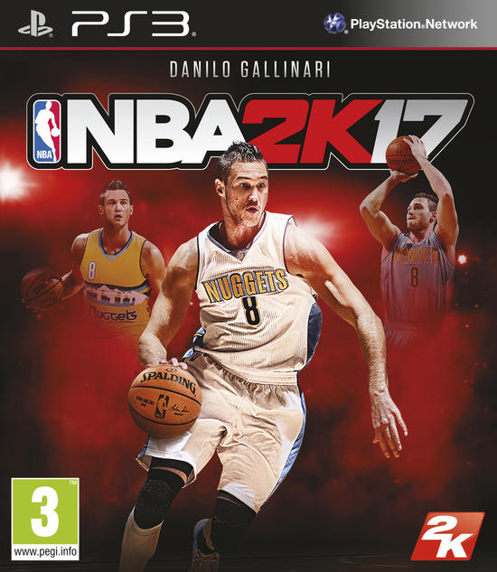 [PS3] NBA 2K17 (2016) - SUB ITA